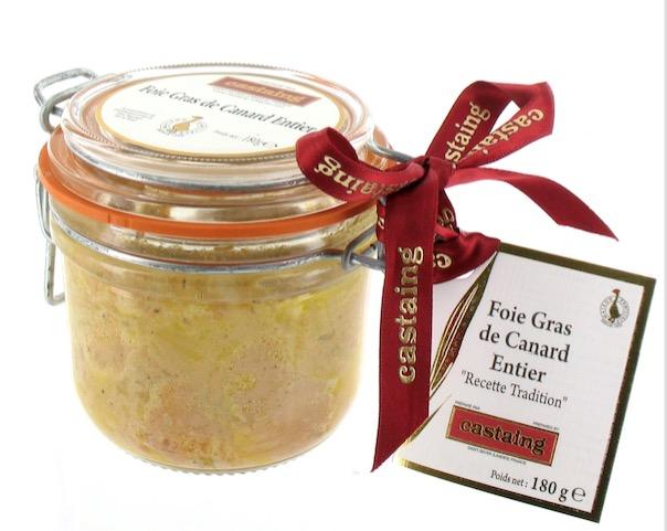 foie gras castaing