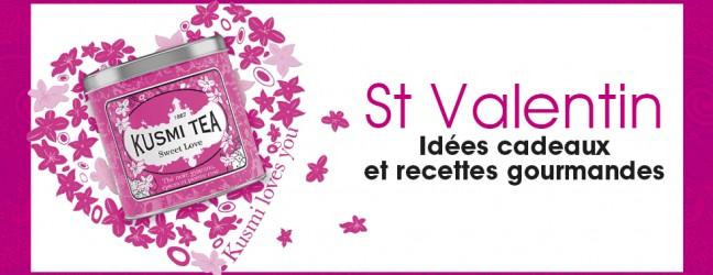 Saint Valentin : Idées cadeaux et recettes gourmandes