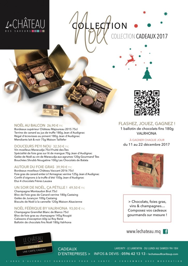 news_collection Noël 2017 LE CHATEAU
