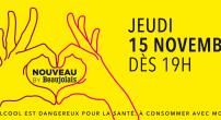 Nouveau by Beaujolais – Jeudi 15 nov