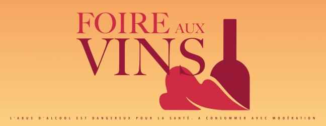 Foire aux vins – Vendredi 27 sept 2019